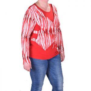 Макси размер дамска блуза