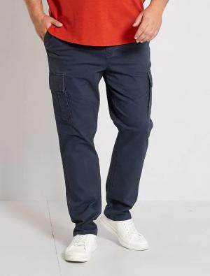 Голям размер мъжки карго панталон