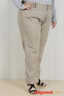 Дамски панталон макси размер