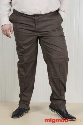 Мъжки официален панталон голем размер