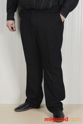 Макси размер мъжки официален панталон