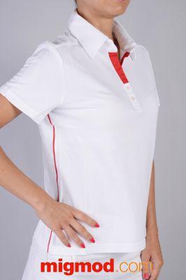Дамска тениска поло