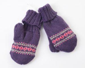 Детски ръкавици с един пръст
