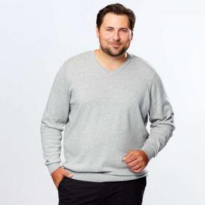 Мъжка блуза 100% памук макси размер