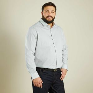 Мъжка риза с размер 3XL-8XL