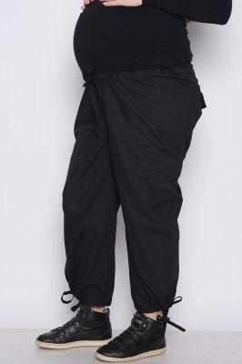 Панталон 7/8 за бременни жени с еластичен колан