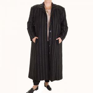 Официално дамско палто голям размер