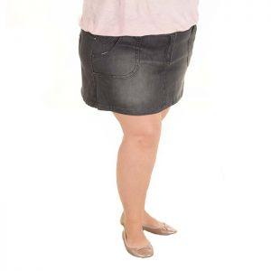 Макси номер дънкова пола