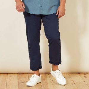 Спортно-елегантен мъжки панталон макси номер