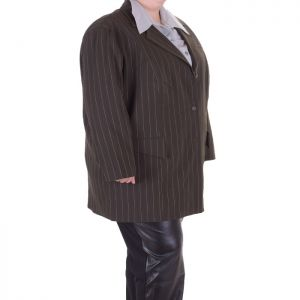 Макси размер официално дамско сако