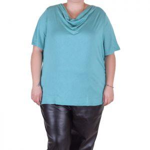 Макси размер блуза