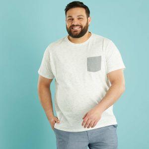 Мъжка тениска голям размер