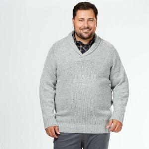 Мъжка блуза голям размер