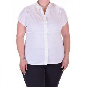 Макси номер дамска бяла риза