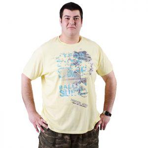 Голям размер тениска