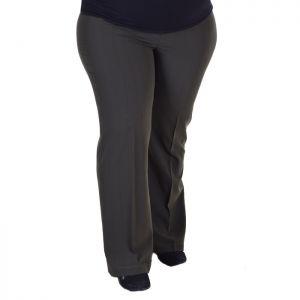 Макси размер елегантен дамски панталон