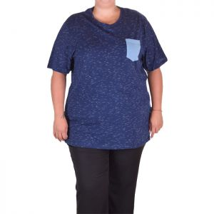 Дамска тениска голям размер