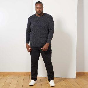 Мъжки пуловер с размер 3XL-6XL