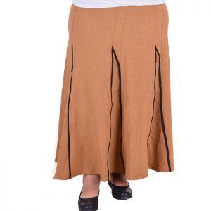 Елегантна дамска пола голям размер