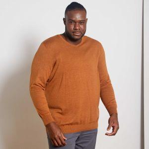 Мъжка блуза голям размер 3XL-6XL