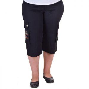 Дамски летни панталони голям номер