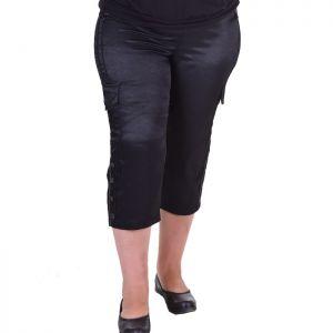 Дамски панталон 7/8 голям размер
