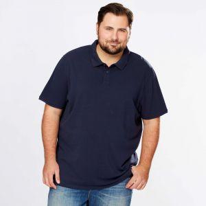 Блуза с къс ръкав макси размер