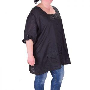 Макси размер дамска риза