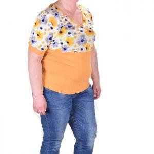Макси размер тениска