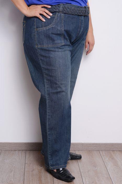 3a68cd38567 Дамски Дънки и Панталони Големи Размери
