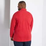 Макси размер мъжка блуза поло