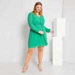 Макси размер дамска рокля