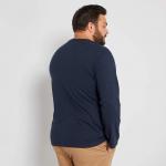 Голям размер мъжка блуза